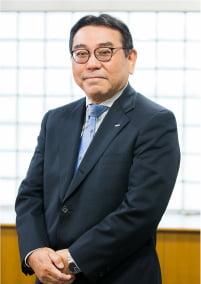 代表取締役社長(COO) 辻󠄀  穣